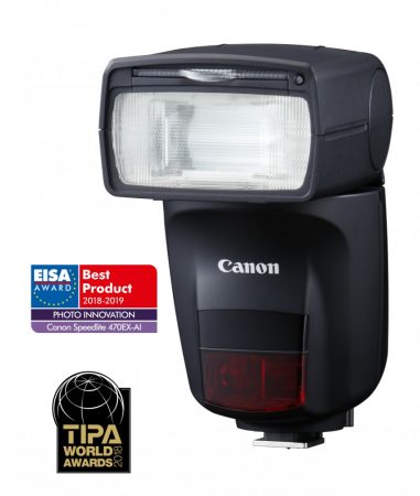 Canon Speedlite 470EX-AI vaku