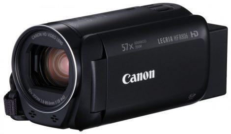 Canon LEGRIA HF R806 - fekete színű