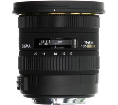 Sigma 10-20mm /3.5 EX DC HSM - Sony SO bajonettes