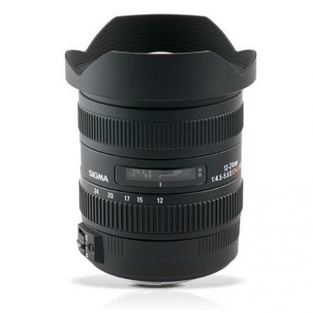 Sigma 12-24mm / 4.5-5.6 II DG HSM