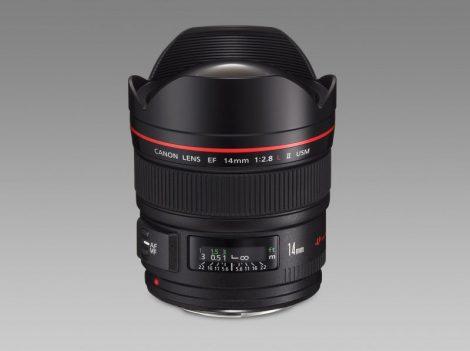 Canon EF 14mm / 2.8 L USM mark II