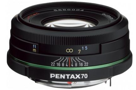 Pentax SMC DA 70mm / 2.4 Limited