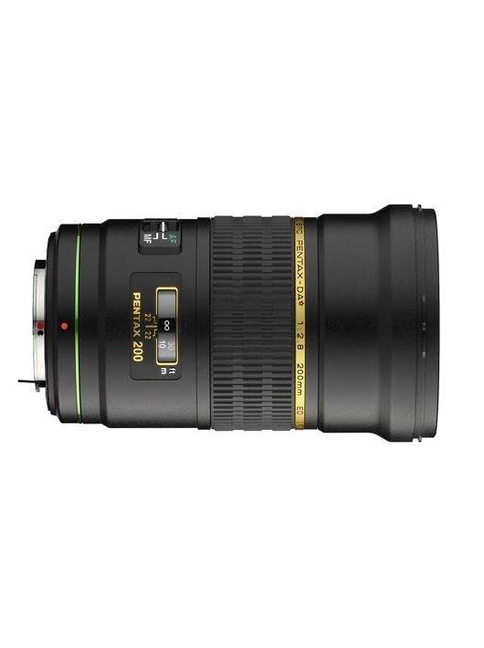 Pentax SMC DA* 200mm / 2.8 ED (IF) SDM