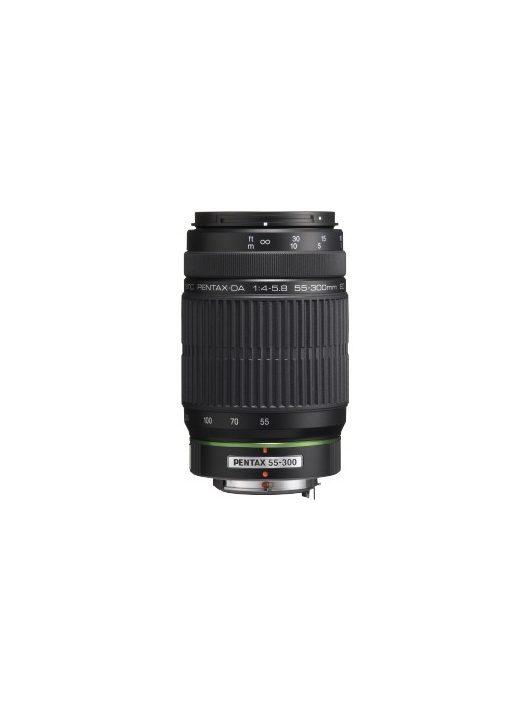 Pentax SMC DA 55-300mm / 4-5.8 ED