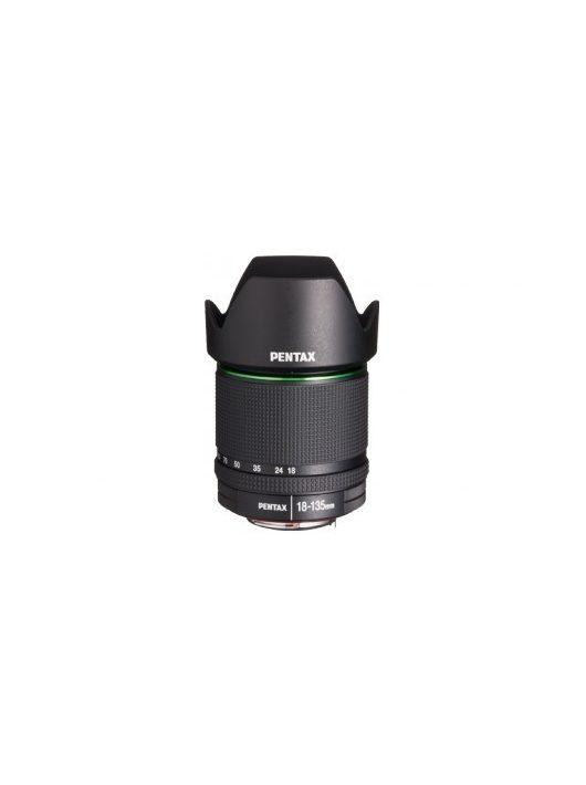 Pentax SMC DA 18-135mm / 3.5-5.6 ED AL (IF) DC WR