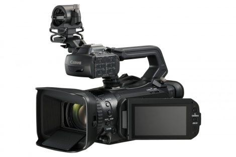 Canon XF400 (4K) professzionális videokamera