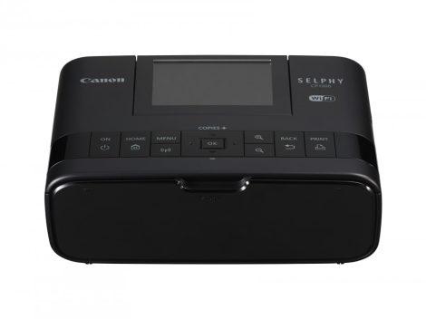Canon SELPHY CP1300 fotonyomtató - fekete színű