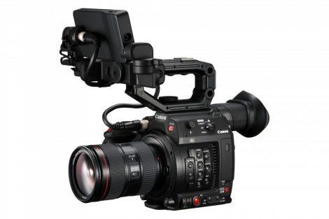 Canon EOS C200 + EF 24-105mm /4 L IS USM mark II kit