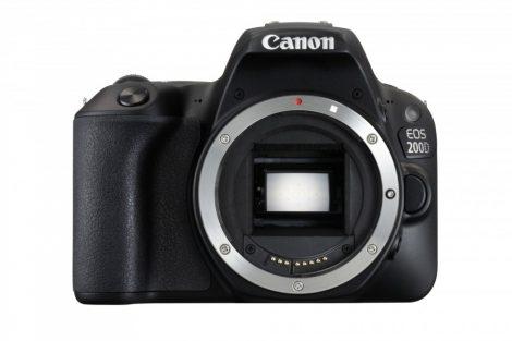 Canon EOS 200D váz 1+2 év garanciával**