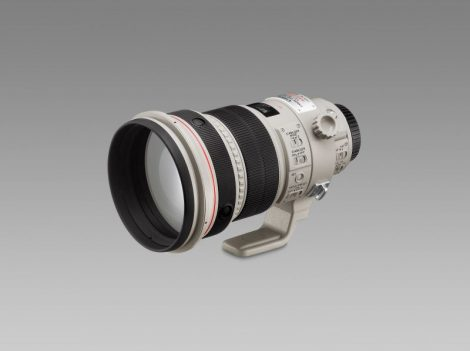 Canon EF 200mm / 2.0 L IS USM