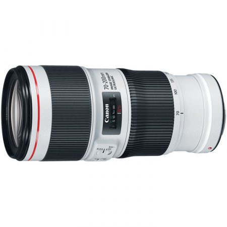 Canon EF 70-200mm  / 4 L IS USM mark II