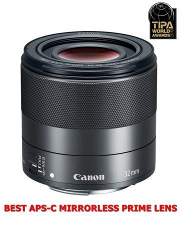 Canon EF-M 32mm / 1.4 STM