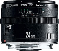 Canon EF 24mm / 2.8