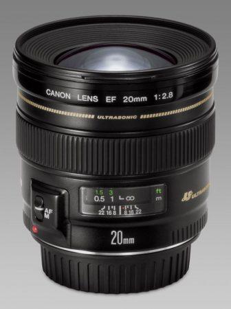 Canon EF 20mm / 2.8 USM