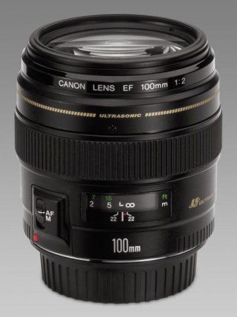 Canon EF 100mm / 2 USM