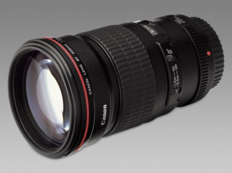 Canon EF 200mm / 2.8 L USM mark II