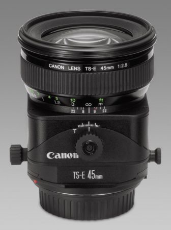 Canon TS-E 45mm / 2.8