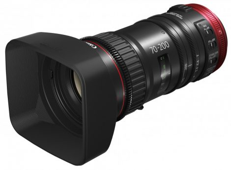 Canon CN-E 70-200mm / T4.4 L IS KAS S (EF bajonett)