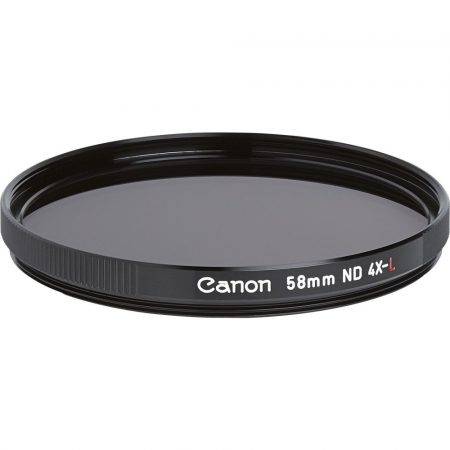 Canon ND 4X-L (58mm) - Neutral Density Filter