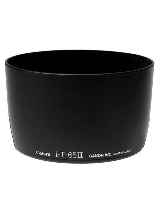 Canon ET-65 III napellenző (for 6x Lens)