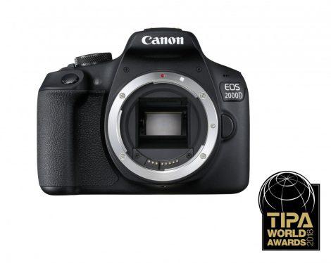 Canon EOS 2000D váz 1+2 év garanciával**
