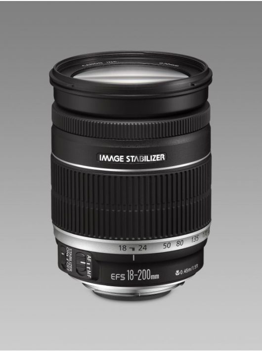 Canon EF-S 18-200mm / 3.5-5.6 IS (2752B005)