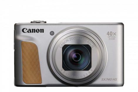 Canon PowerShot SX740HS - ezüst színű