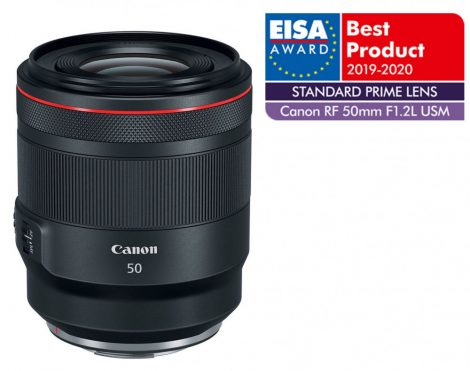 Canon RF 50mm /1.2 L USM