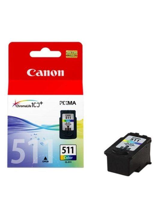 Canon CL-511 színes tintapatron