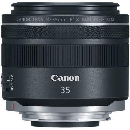 Canon RF 35mm / 1.8 IS Macro STM (2973C005)