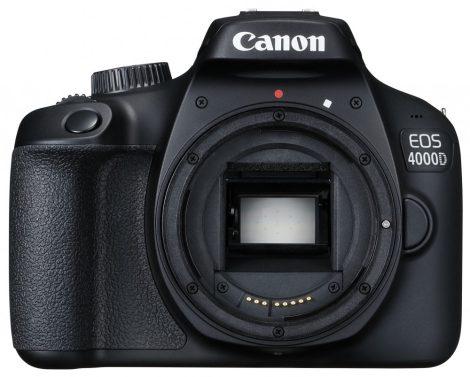 Canon EOS 4000D váz 1+2 év garanciával**