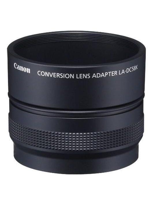 Canon LA-DC58K közgyűrű