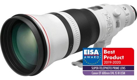 Canon EF 600mm / 4 L IS USM mark III