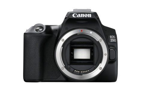 Canon EOS 250D váz 1+2 év garanciával** - fekete színű (3454C001)