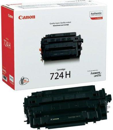 Canon 724H toner