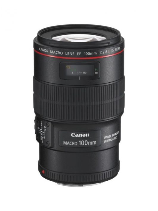 Canon EF 100mm / 2.8 L IS USM Macro