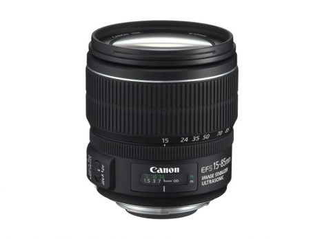 Canon EF-S 15-85mm /3.5-5.6 IS USM