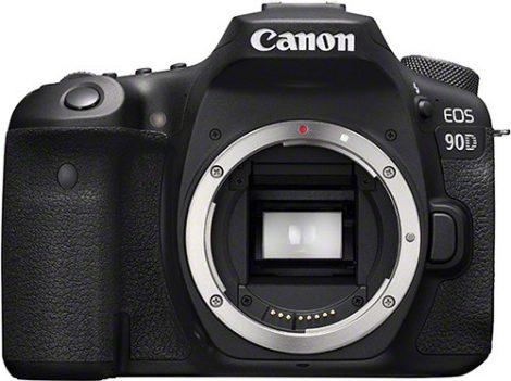 Canon EOS 90D váz 1+2 év garanciával**