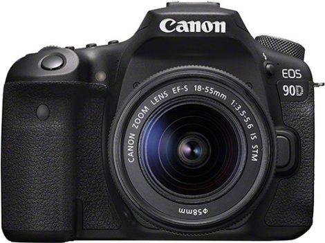 Canon EOS 90D váz + EF-S 18-55mm / 4-5.6 IS STM (váz 1+2 év garanciával**)