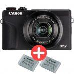 Canon PowerShot G7x mark III Power Kit - fekete színű (3637C014)