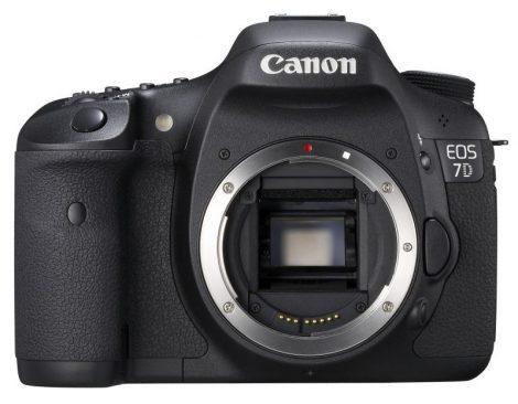 Canon EOS 7D váz