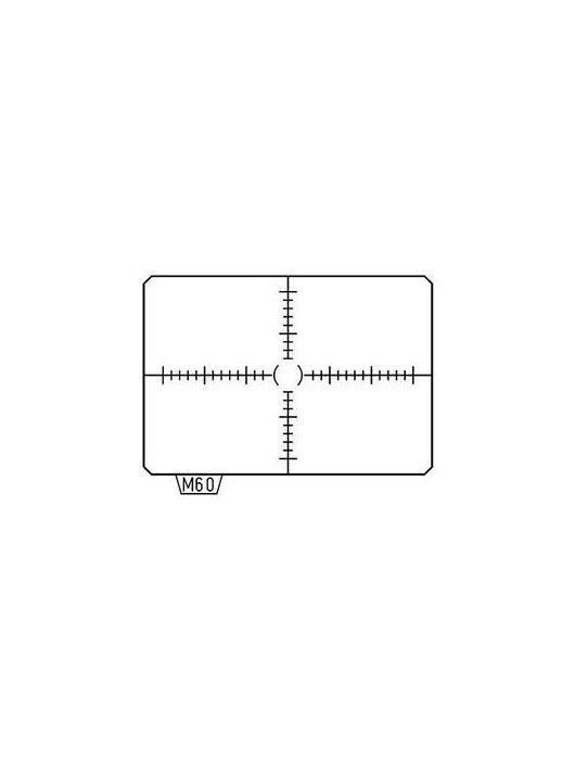 Pentax MI-60 mattüveg