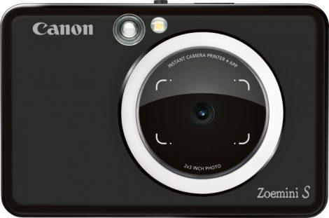 Canon Zoemini S instant fényképezőgép - fekete színű (3879C005)