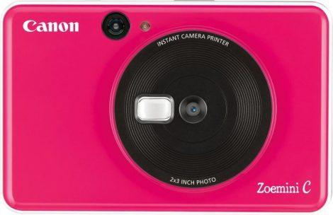 Canon Zoemini C instant fényképezőgép - rágógumi rózsaszín színű (3884C005)
