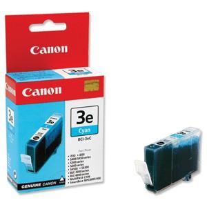 Canon BCI-3eC tintapatron - kék színű