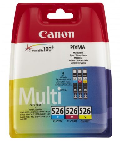 Canon CLI-526CMY multipack