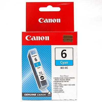 Canon BCI-6C tintapatron