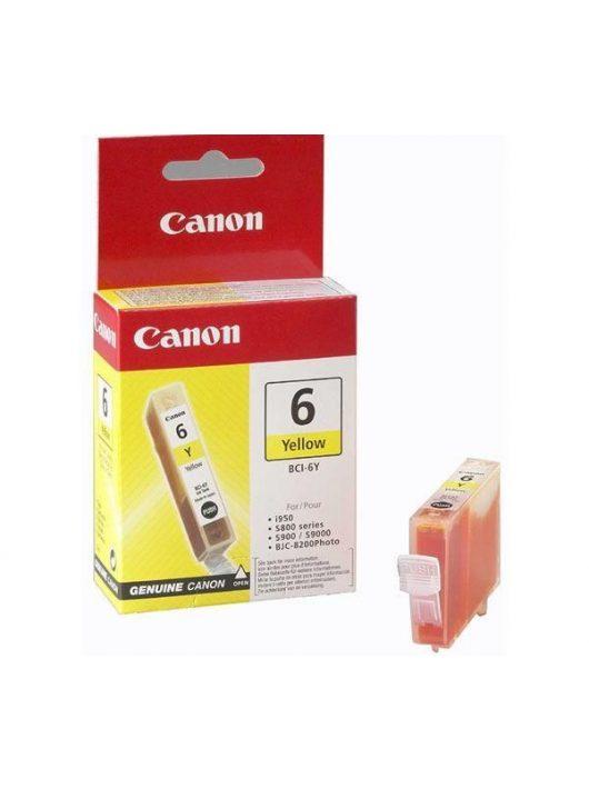 Canon BCI-6Y tintapatron