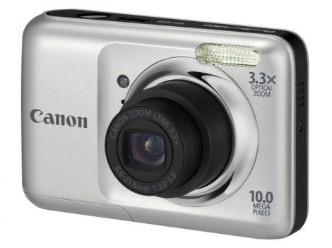 Canon PowerShot A800 (4 színben) (szürke)