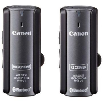 Canon WM-V1 vezeték nélküli mikrofon